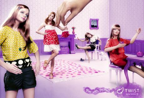 Twist ad, c.2008.
