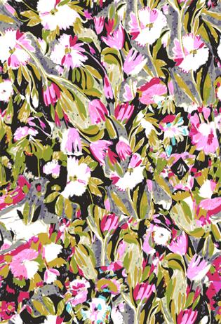 Celia Birtwell inspired print 1